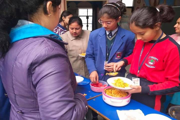 JK Public School-Food Festival
