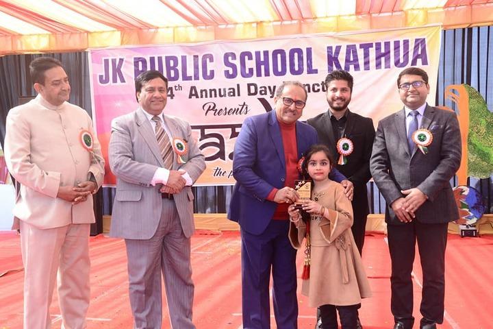 JK Public School-Price Distribution