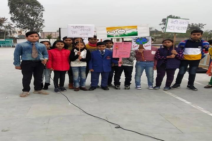 JK Public School-Rally