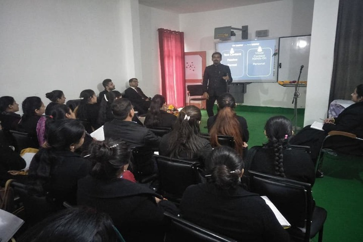 JK Public School-Seminar