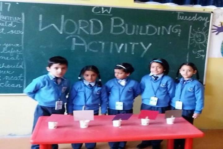 Jammu Sanskriti School-Activity