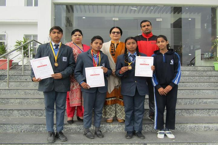 Jammu Sanskriti School-Awards