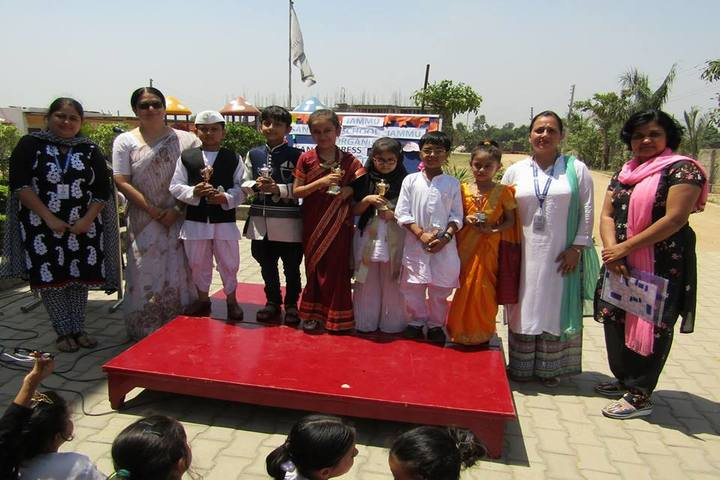 Jammu Sanskriti School-Childrens Day