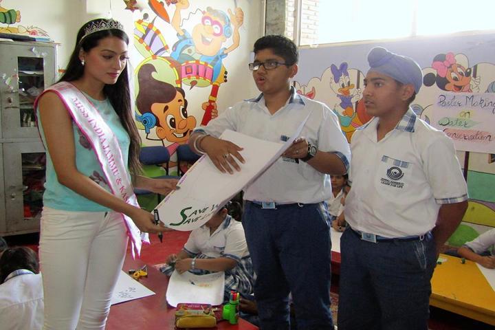 Jammu Sanskriti School-Event