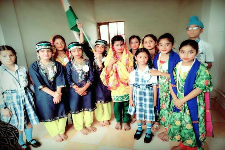 Jammu Sanskriti School-Fancy Dress