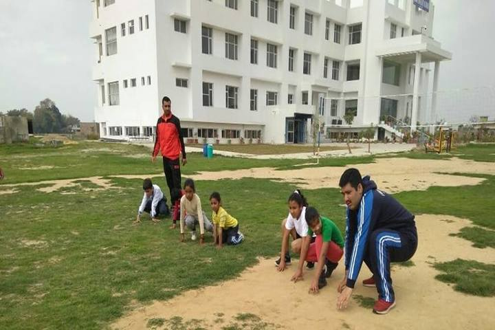 Jammu Sanskriti School-Running