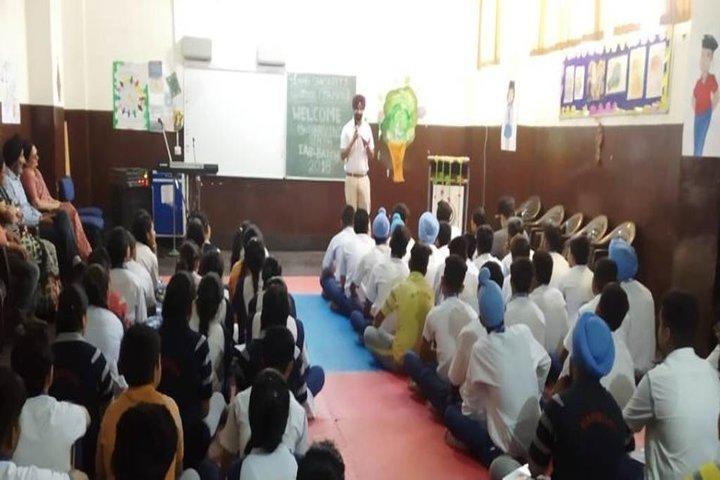 Jammu Sanskriti School-Seminar
