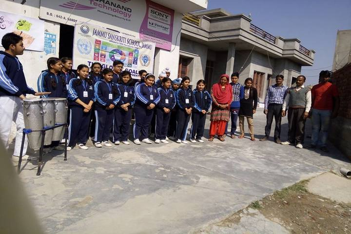 Jammu Sanskriti School-Sports