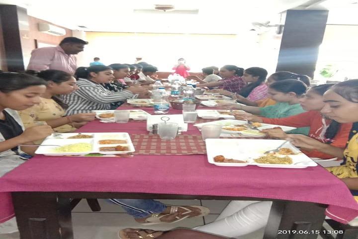 Jammu Sanskriti School-Food Festival