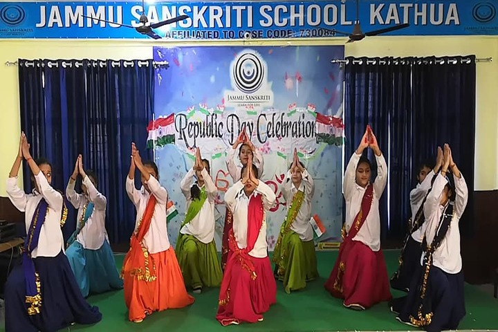 Jammu Sanskriti School-Republic Day