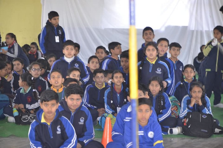 Jammu Sanskriti School-Sports
