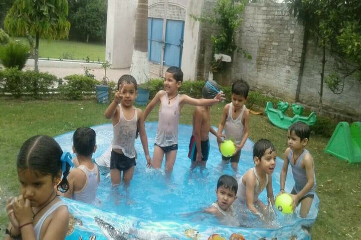 Jammu Sanskriti School-Summer Camp