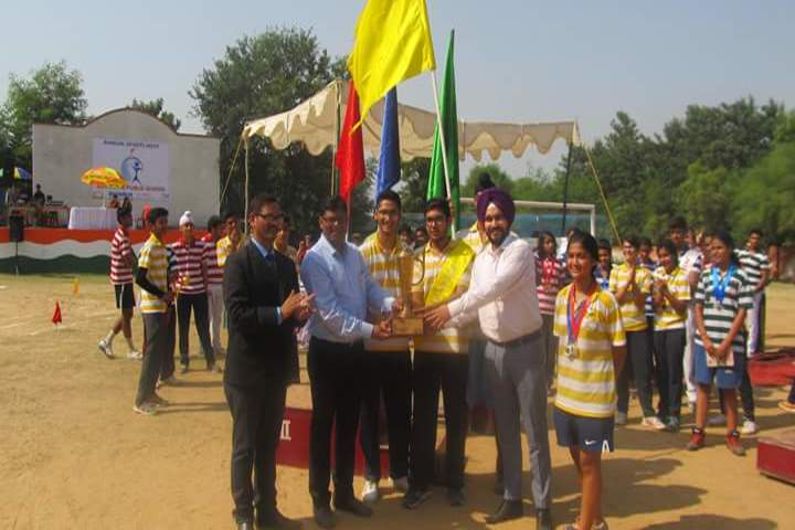 Jodhamal Public School-Price Distribution