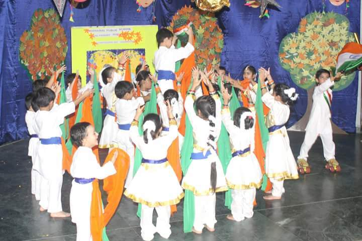 Jodhamal Public School-Republic Day