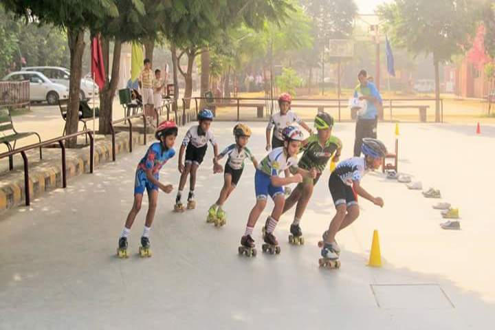 Jodhamal Public School-Skating