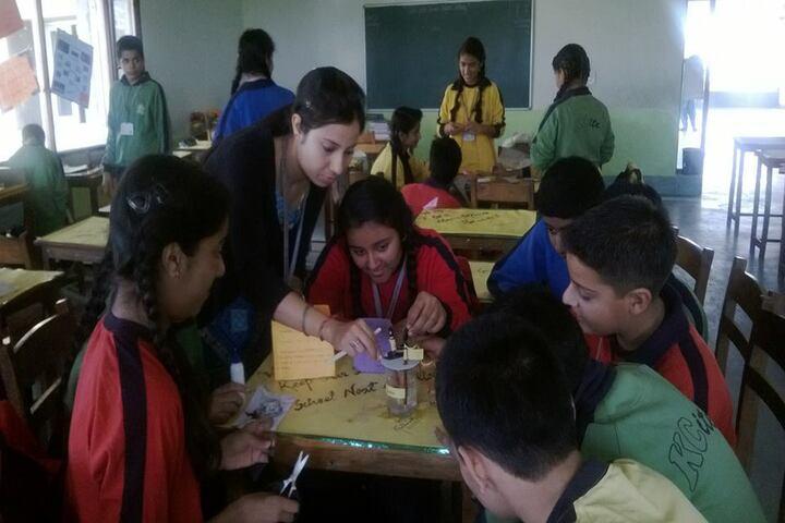 K C International School-Lab