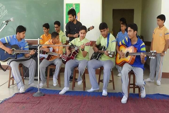 K C International School-Music
