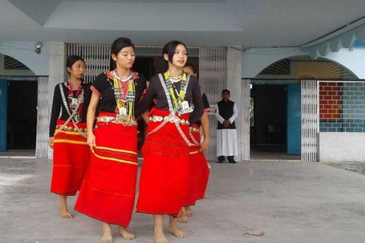 St. Francis De Sales School-Dance