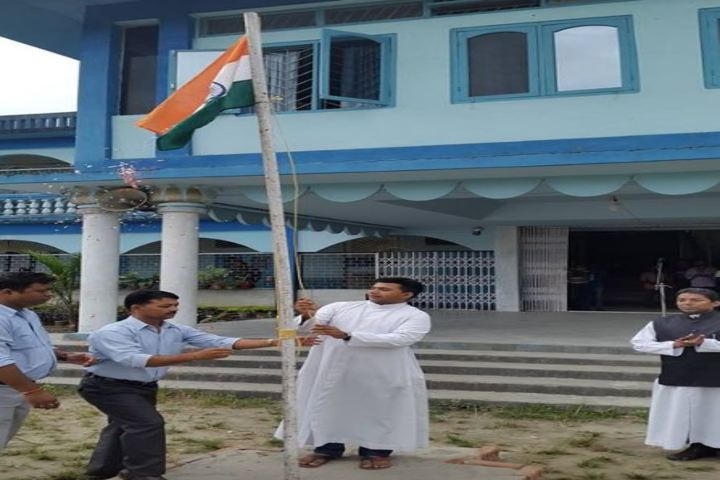 St. Francis De Sales School-Independence Day Celebrations