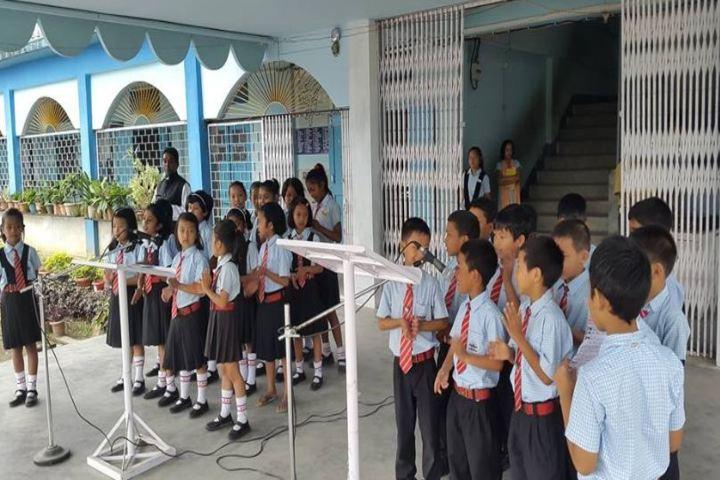 St. Francis De Sales School-Prayer