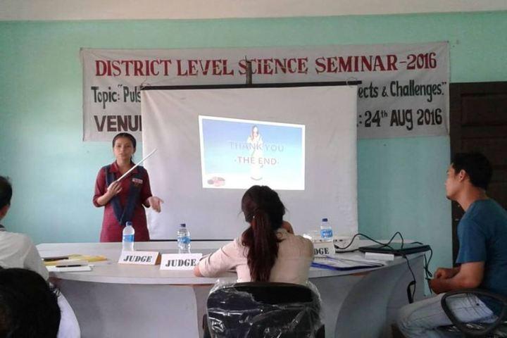 St. Francis De Sales School-Science Seminar