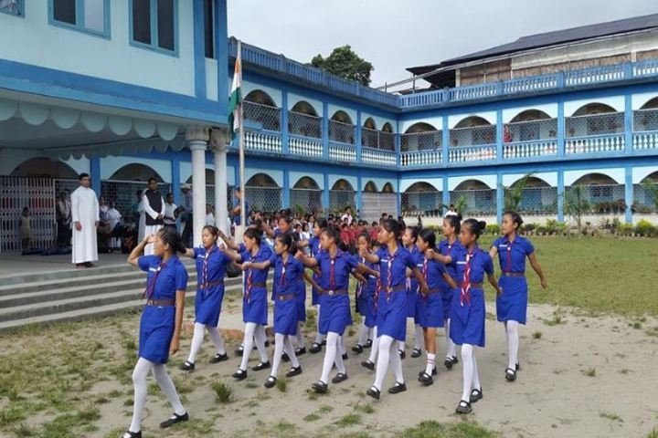 St. Francis De Sales School-Scouts and Guides
