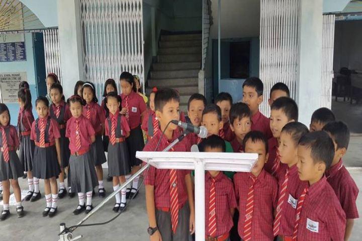 St. Francis De Sales School-Singing
