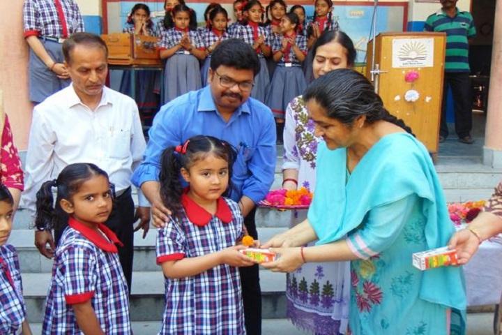 Kendriya Vidyalaya No 1-Children Day Celebration