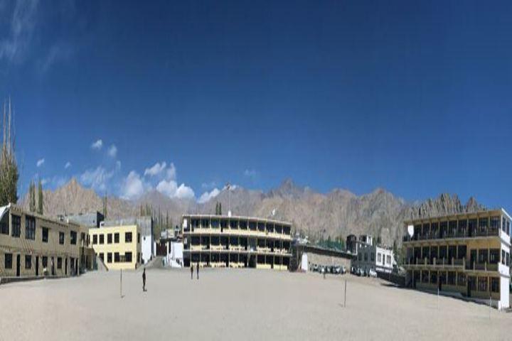 Ladakh Public School-Campus View