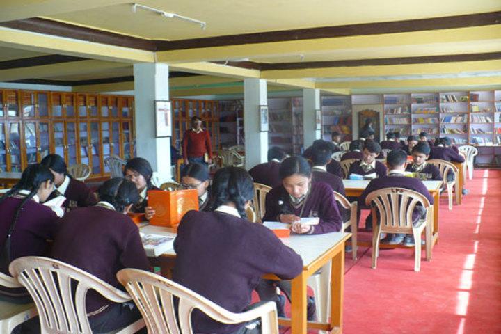 Ladakh Public School-Library