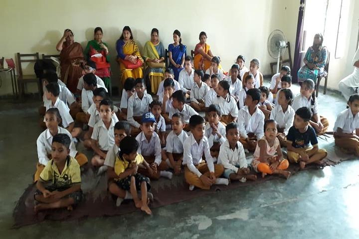 Maharishi Vidya Mandir-kids