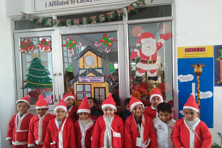 Mount Litera Zee School-Christmas