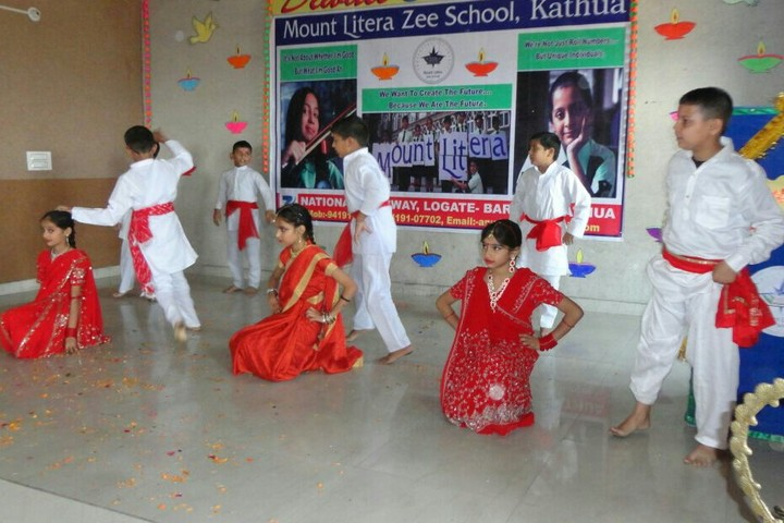 Mount Litera Zee School-Fock Dance