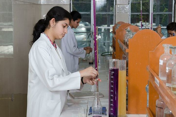 Presentation Convent High School-Chemistry Lab