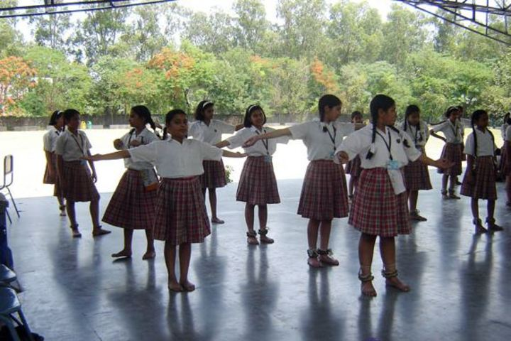 Presentation Convent High School-Dance