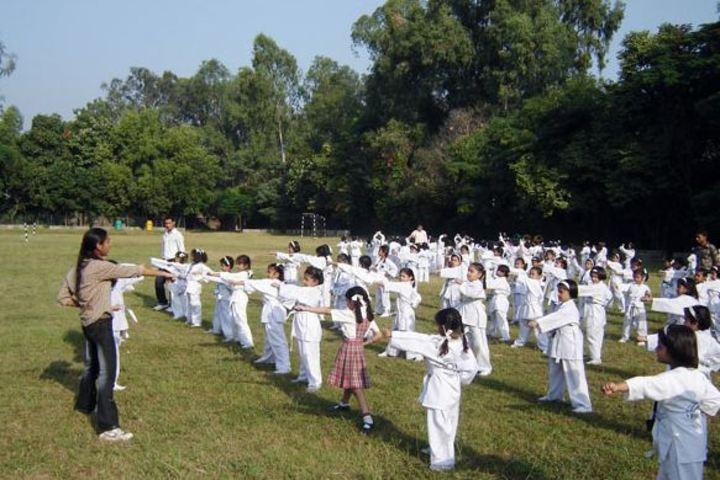 Presentation Convent High School-Martial Arts