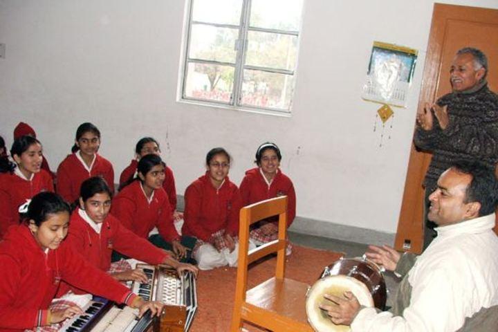 Presentation Convent High School-Music