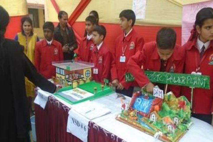 R M Public School-Exhibition