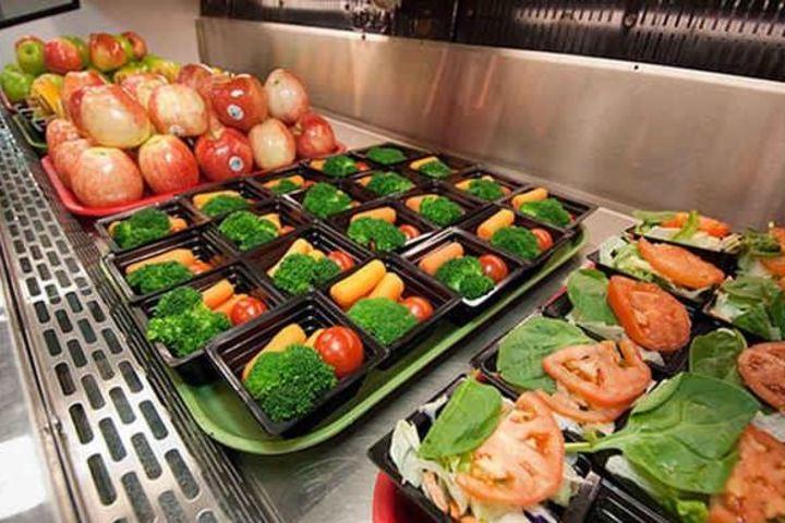 R M Public School-Canteen