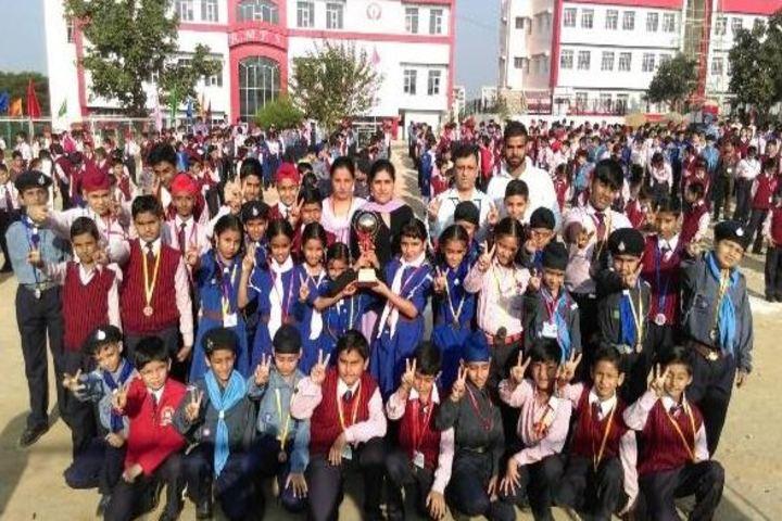 R M Public School-Kick Boxing Champions