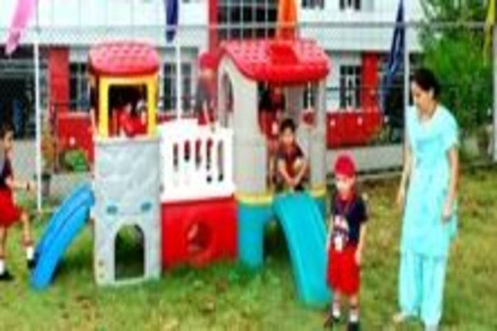 R M Public School-Kids Playground