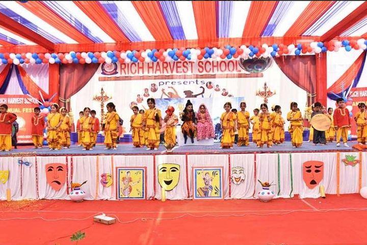 Rich Harvest School-Annual Fest