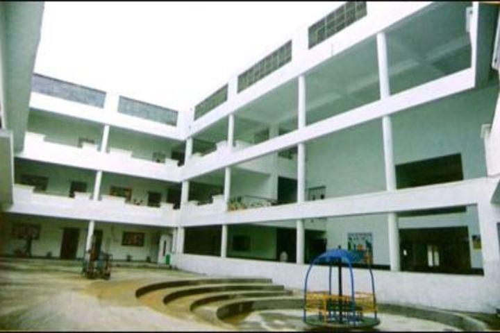 Rich Harvest School-Campus Interior