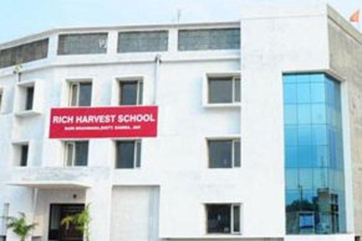 Rich Harvest School-Building