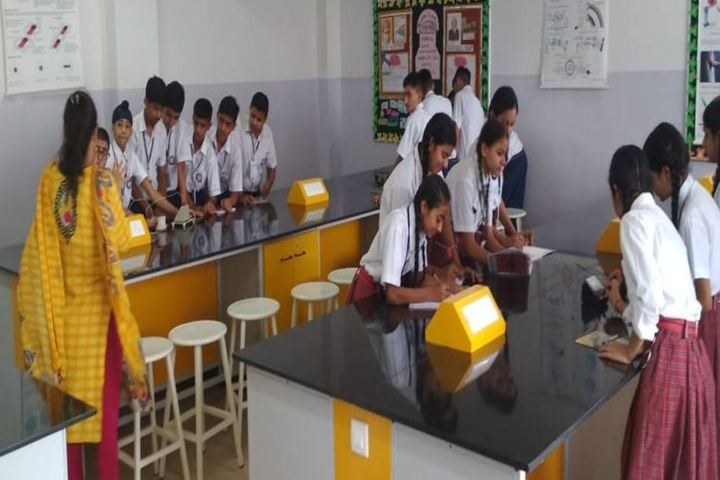 Rich Harvest School-Physics Lab