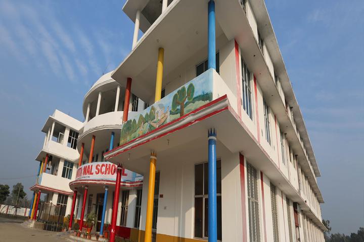 Sai International School-Building