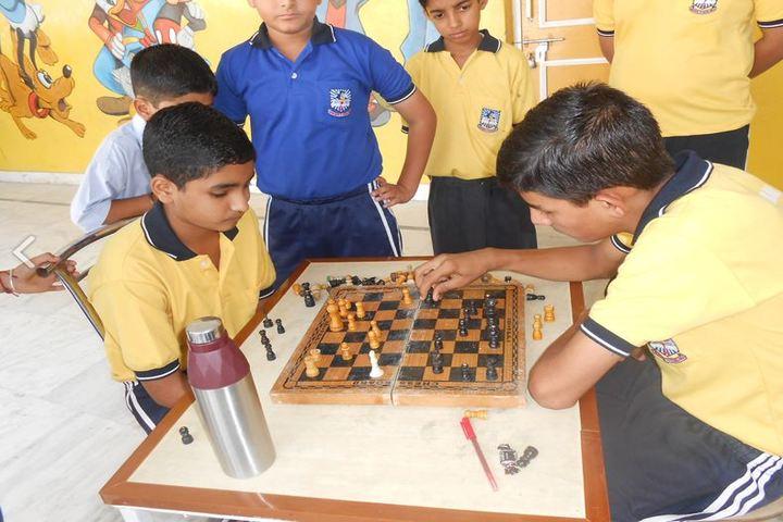 Sai International School-Chess