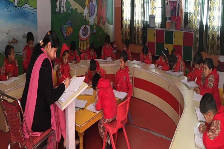 Sai International School-Class Room