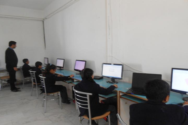 Sai International School-Computer Lab