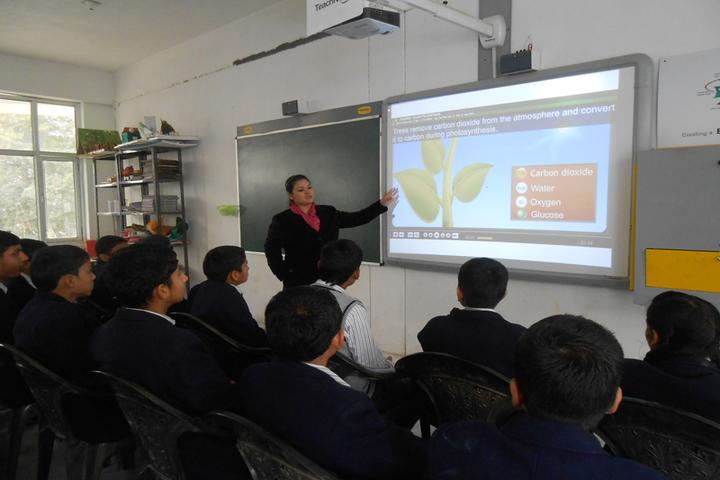 Sai International School-Digital Class